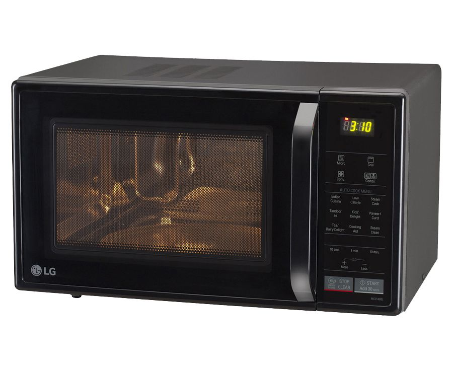 Lg Mc2146bl Convection Microwave Oven Online Lg Brand Store