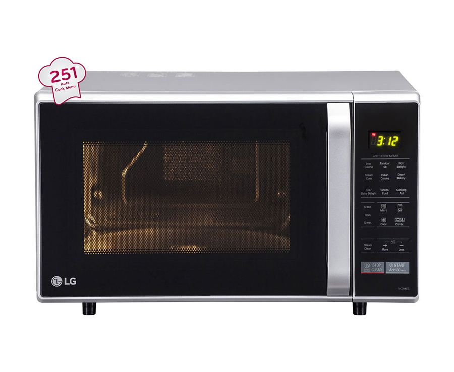 Lg Mc2846sl Convection Microwave Oven Online In India Lg