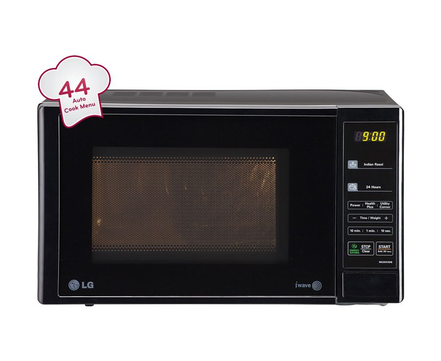 Lg Ms2043db Grill Microwave Oven Lg Electronics In